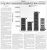Construction Debt. Fourth Estate. Sept 9 2013
