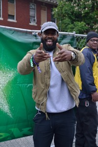 Brandon McEachern, founder of BC Fest | Washington, D.C. | Broccoli City Fest 2016 | VOA