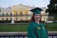 Brianna's Graduation Photoshoot | GMU '16
