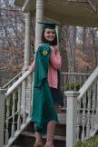 Lori's Graduation Photoshoot | GMU '16