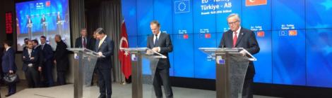 Donald Tusk Twitter, @EUCopresident