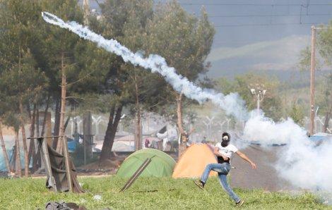 (Idomeni, Greece | Associated Press)