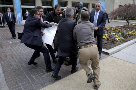 (Brookings Institute, Washington, D.C. | Reuters)